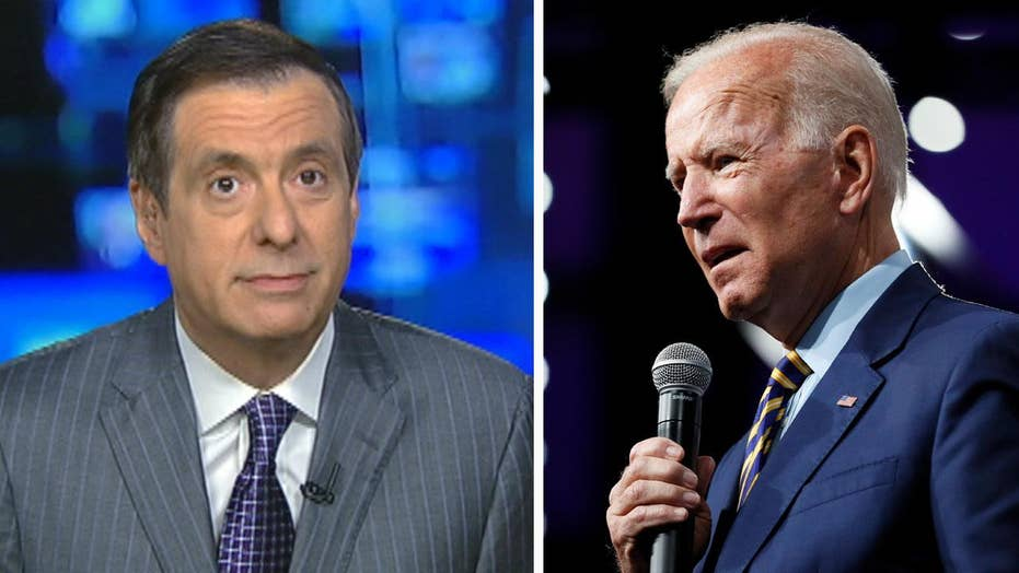 Howard Kurtz: Why the press is pouncing on every Biden misstep