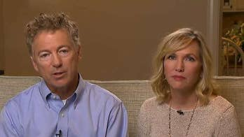 Rand Paul speaks for first time since surgery to remove part of lung