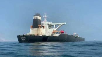 Gibraltar court rules to release Iranian tanker after US moves to seize ship