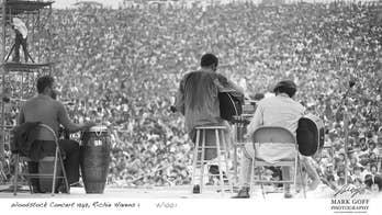 Celebrating 50 years since Woodstock