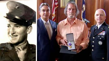 US Marine honored posthumously in Massachusetts for heroics at Guadalcanal