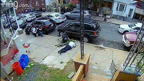 Doorbell camera video captures the moment Philadelphia shooter opens fire on police