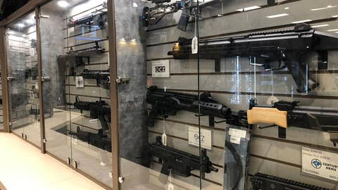 Lawmakers push for gun control following mass shootings