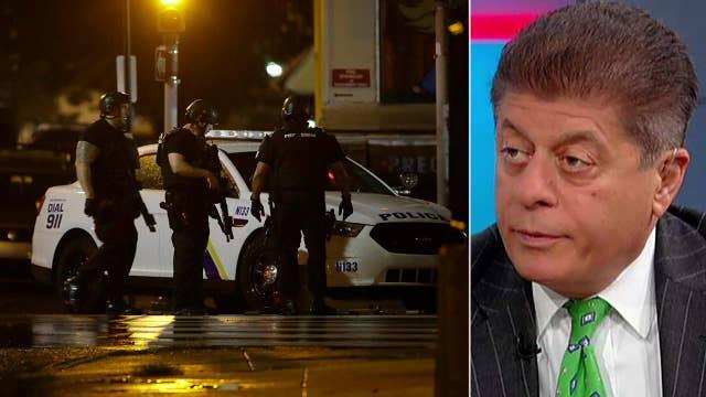Philadelphia standoff proves gun background checks don't work, Judge Andrew Napolitano says