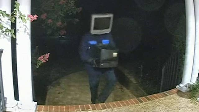 Suspicious person places old television sets on more than fifty front porches in Virginia