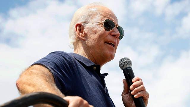 Fox News poll: Joe Biden's lead is shrinking in Democratic presidential race