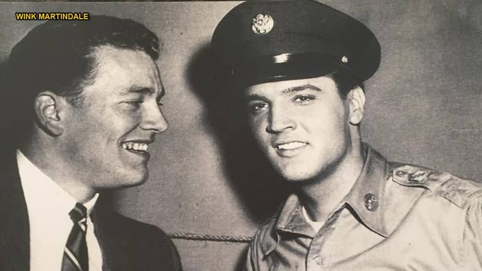 Elvis Presley's pal Wink Martindale reveals why he 'broke down' after seeing The King for the last time