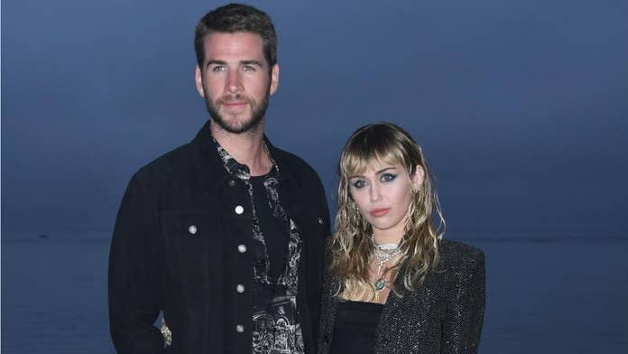 Liam Hemsworth files for divorce from Miley Cyrus following her fling with Kaitlynn Carter