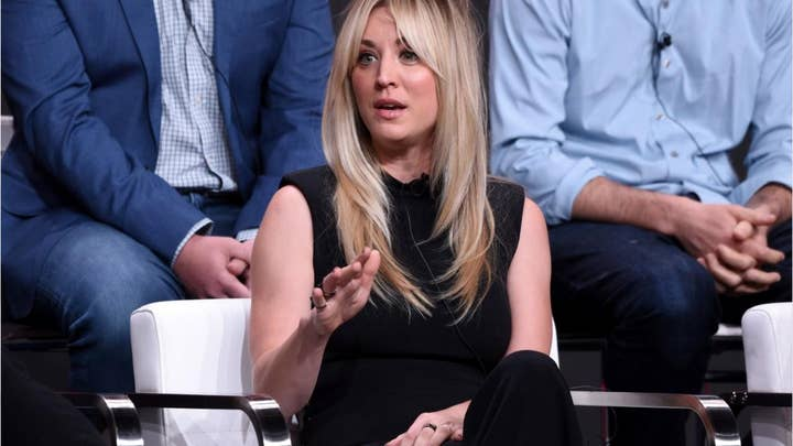 Kaley Cuoco and husband don't care to live under the same roof, at this time