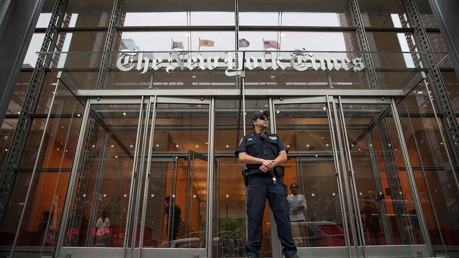 New York Times deputy editor demoted over controversial anti-Tlaib, anti-Omar tweets