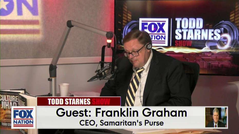 Todd Starnes and Franklin Graham