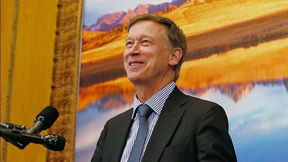 John Hickenlooper drops out of 2020 presidential race