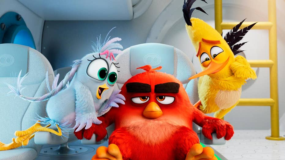 New in Theaters: 'The Angry Birds Movie 2,' '47 Meters Down: Uncaged,' 'Good Boys'