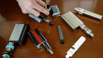 Dozens of young people hospitalized for breathing and lung problems from vaping