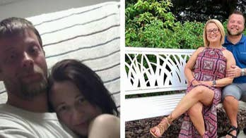 Couple posts photos showing before and after quitting meth to inspire others struggling with addiction