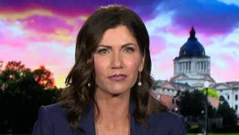 Gov. Kristi Noem on trade: South Dakota farmers want President Trump to win