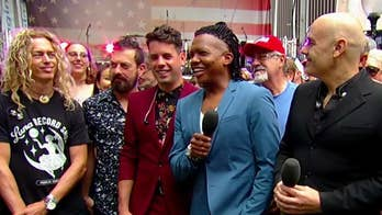 Newsboys reunite, talk mission to bring hope and light with music