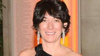Jeffrey Epstein's alleged madam Ghislaine Maxwell spotted in California