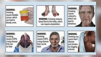 Government officials propose graphic new packaging requirements for all cigarettes