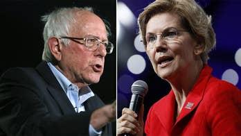 Elizabeth Warren leaps past Bernie Sanders in new Fox News Poll