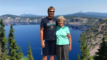 Grandson on mission to take his 89-year-old grandmother to visit all National Parks