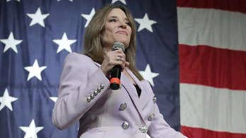 Marianne Williamson lays off her entire presidential campaign staff