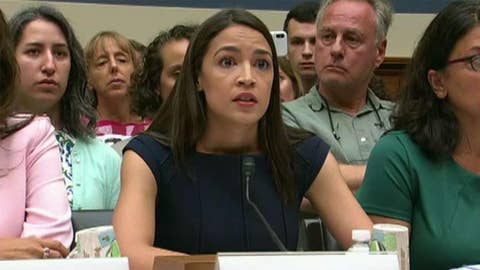 Scherie Murray: AOC calling Trump & supporters 'racist' is divisive