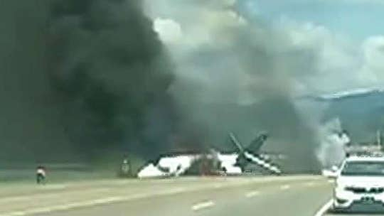 Dale Earnhardt Jr., family released from hospital after fiery plane crash