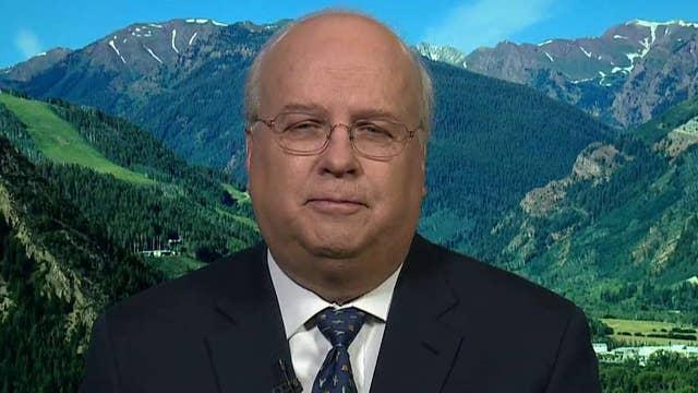 Karl Rove notes 'interesting dichotomy' between Biden and Warren supporters
