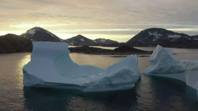 President Trump floats idea of buying Greenland