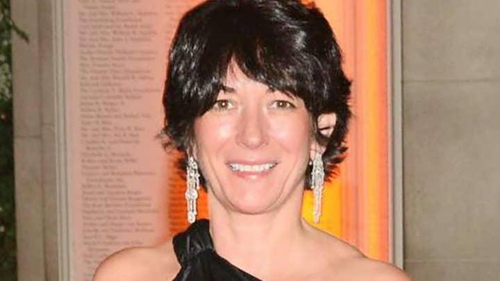 Jeffrey Epstein's alleged madam, Ghislaine Maxwell, spotted in California