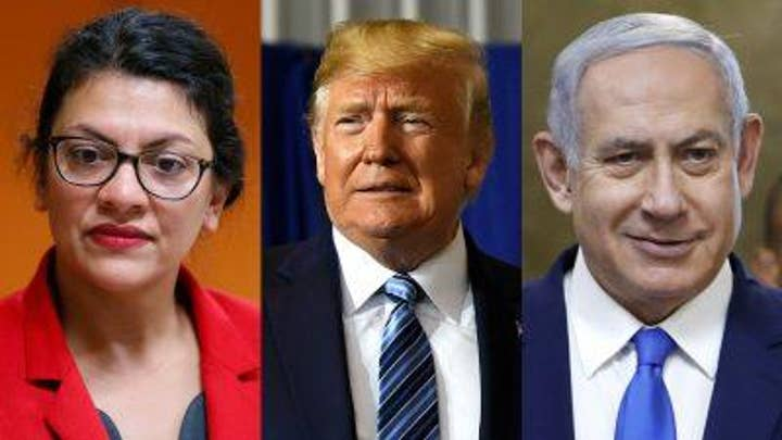 The Five reacts to Tlaib's curtailed trip to Israel