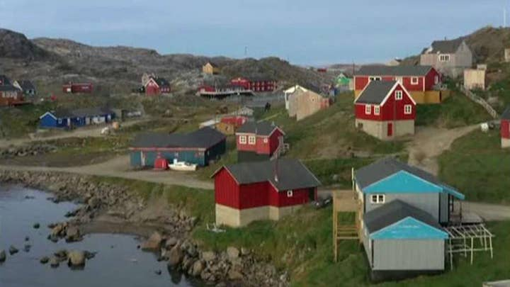 Trump reportedly wants to buy Greenland, Pompeo notes untapped resources