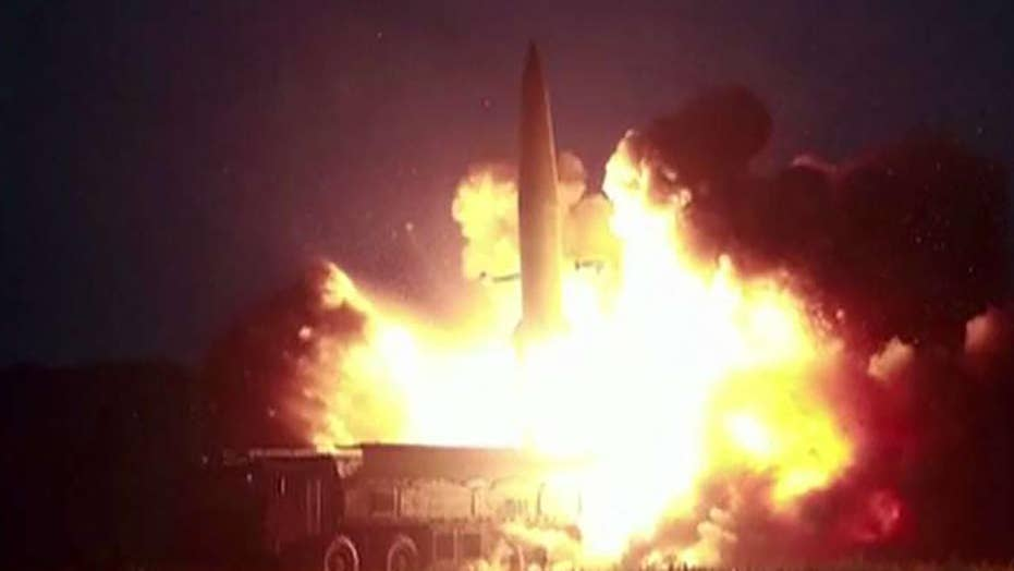 South Korea holds emergency meeting after latest North Korea missile launch