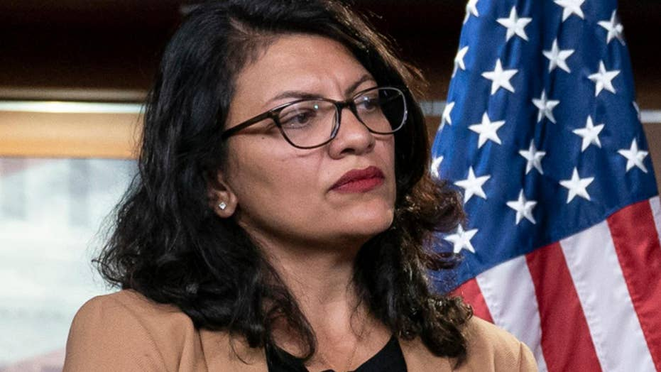 Rep. Tlaib given OK to visit Israel after pledging not to push boycott