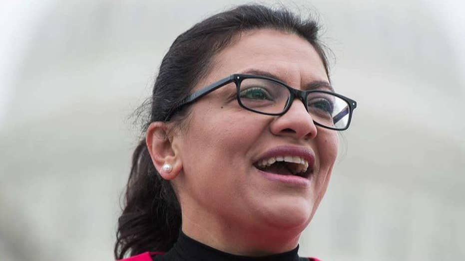 Tlaib signals she won't visit Israel after all despite getting permission