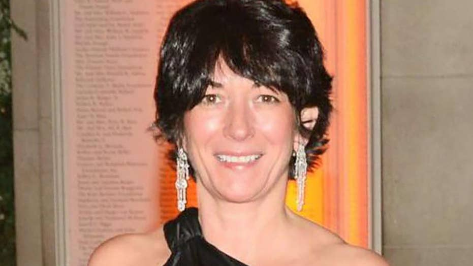 Jeffrey Epstein's alleged madam Ghislaine Maxwell spotted in California