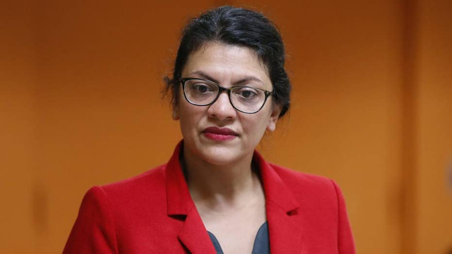 Rashida Tlaib declines West Bank visit despite Israel's permission