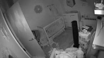 Parents report catching 'ghosts' on their baby monitors
