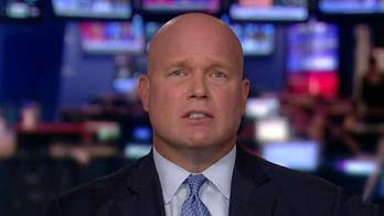 Whitaker: Fusion GPS was trying to get false dossier to anyone who could launch an investigation