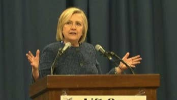 Senate report finds Clinton emails sent to cryptic Gmail account
