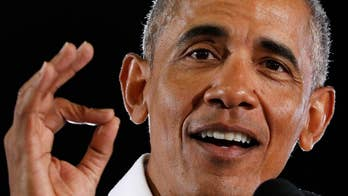 Barack Obama appears to be wading into 2020 politics