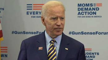Joe Biden's gaffes spark debate over amount of campaign appearances