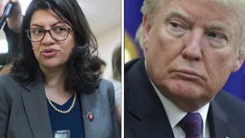 Trump blasts Rep. Tlaib over her refusal of Israel's offer