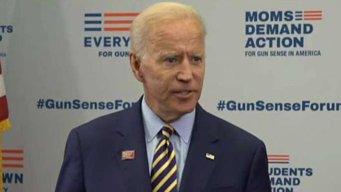 Joe Biden heaps praise on GOP during Massachusetts fundraiser