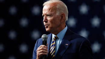 Biden slams Trump as 'erratic, vicious, bullying' in first 2020 TV ad