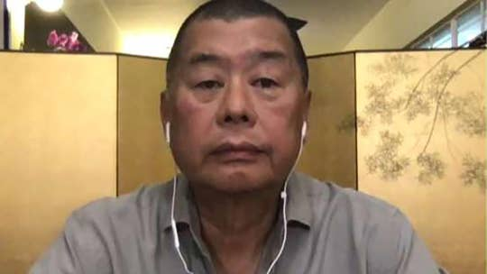 Jimmy Lai on Hong Kong: It is everybody's responsibility to fight the dictatorship