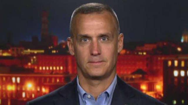Corey Lewandowski on the Clinton-Epstein connection