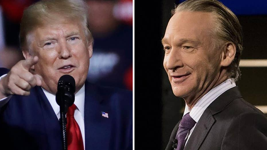 Bill Maher says a recession would be 'worth it' to get rid of Trump