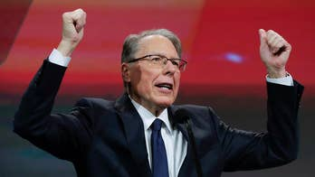 NRA rivals see opening as turmoil grips nation's biggest gun rights group